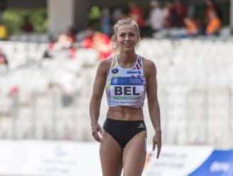 """Rani Rosius verdedigt titel op de 100m: """"Nog zwaar getraind deze week"""""""