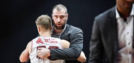 """Christophe Begin en Antwerpen ontvangen Wloclawek: """"We verdienden meer dan drie zeges"""""""