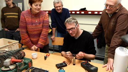 Repair Café in Booms Welkom
