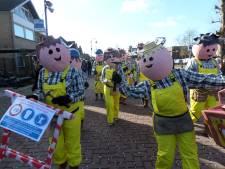Terug naar de oliecrisis in Hankse carnavalsoptocht