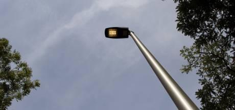 Clinge krijgt energiezuinig licht op straat