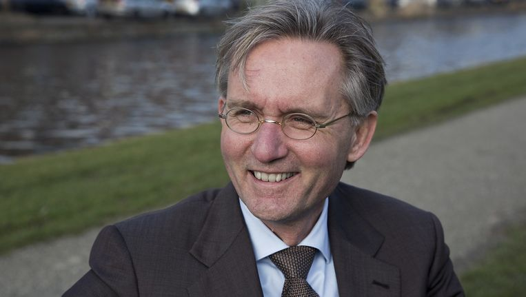Dijkgraaf Gerhard van den Top: 'Het kan heel concreet zijn.' Beeld Homeira Rastegar