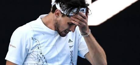 Sensation à Melbourne: Dominic Thiem balayé par Grigor Dimitrov en 8es de finale