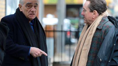 Robert De Niro en Martin Scorsese na 23 jaar weer samen op de set