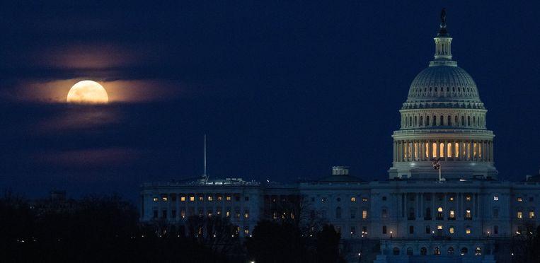 Washington DC (Verenigde Staten) Beeld Photo News