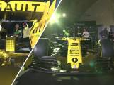 Renault blijft ondanks bezuinigingen in Formule 1