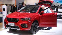 Chinese SUV-merk Wey heeft ambitieuze plannen voor Europa en VS
