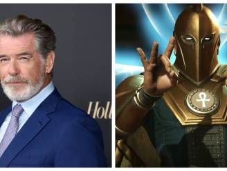 'James Bond'-acteur Pierce Brosnan wordt superheld Dr. Fate