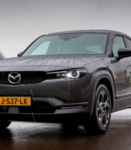 Test Mazda MX-30: onhandigheid troef in eerste elektrische Mazda