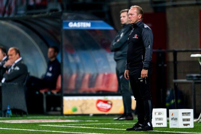 Van de vier derby's als trainer van Helmond Sport won Wil Boessen er twee, eindigde het één keer gelijk en werd één keer verloren.