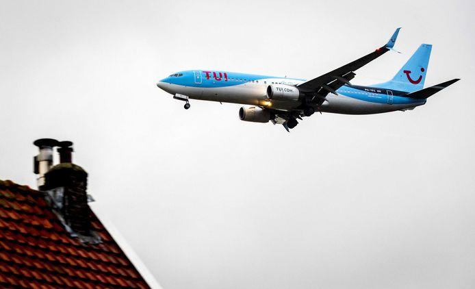 Zwolle krijgt 4.725 in plaats van 1.700 vliegtuigen over de stad.