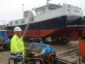 """REEKS UITSTERVEND RAS. Scheepsbouwer Peter Janssens (52) uit Rupelmonde: """"Het is een boutade maar ze klopt wel: een scheepsbouwer kan alles maken"""""""