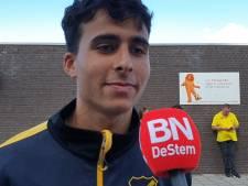 NAC-talent Azzagari (17) wil leren, leren en nog eens leren: 'Zo hoop ik een betere versie van mezelf te worden'