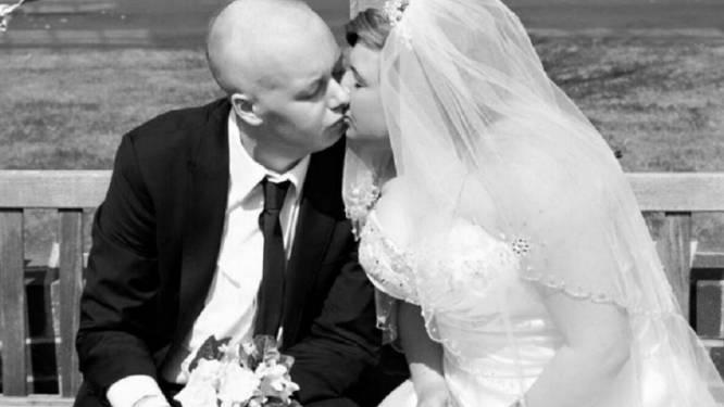 Dit is liefde: Laura schenkt haar terminale partner een huwelijk om nooit te vergeten