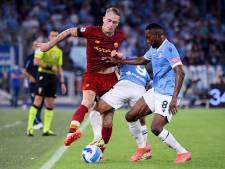 Karsdorp en Mourinho onderuit in Romeinse derby: nota bene Pedro maakt beladen goal