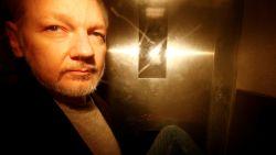 """Pompeo: """"Julian Assange wordt uitgeleverd aan VS"""""""
