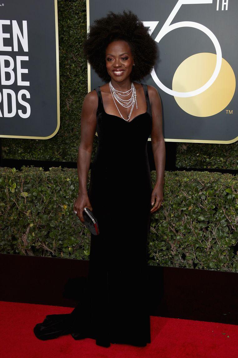 Actrice Viola Davis. Beeld AFP