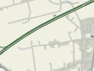 Verkeersongeval op E17 richting Gent