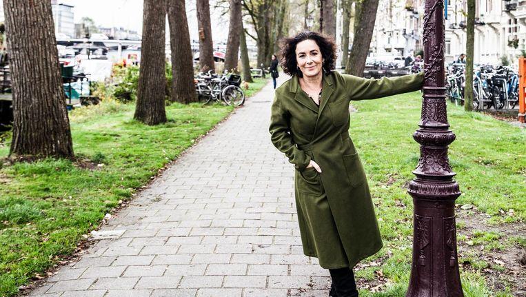 Is Femke Halsema geschikt voor het burgemeesterschap van Amsterdam? Beeld Aurelie Geurts