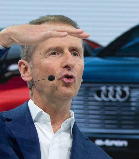 Volkswagen veroordeelt op nazi-leus lijkende uitspraak van topman