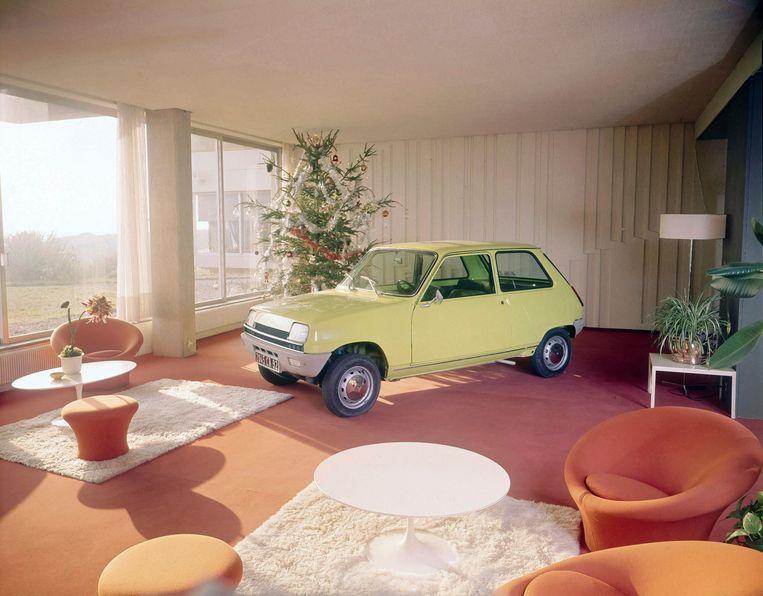 Renaultadvertentie uit 1972. Beeld Renault