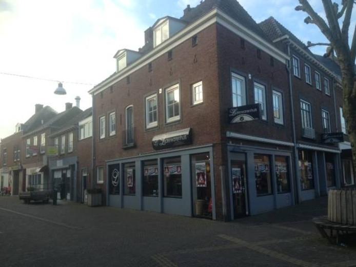 Het Lederwarenhuis in Doetinchem.