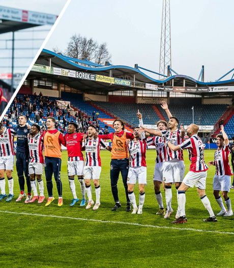 Clubwatchers: 'FC Emmen heeft dankzij arbitrage vier punten in de schoot geworpen gekregen, Willem II heeft een stunt nodig'