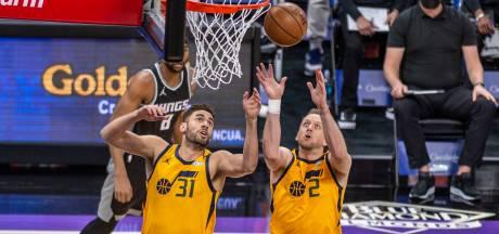 Utah Jazz breekt clubrecord met waanzinnige score