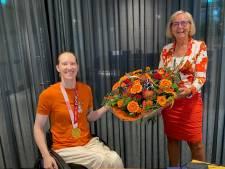 Na gouden basketballer is Ilse Arts uit Wijchen nu ook Ridder in de Orde van Oranje-Nassau