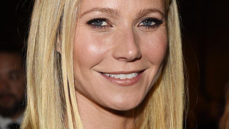 Gwyneth Paltrows Goop.com lijkt met de site, eigen producten en een magazine een enorm kassucces te worden Beeld Venturelli/Getty Images