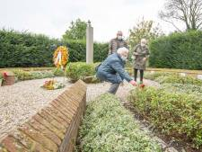 Dijksterhuis bij herdenking Hoedekenskerke: 'Ook nu worden we beperkt in onze vrijheid'