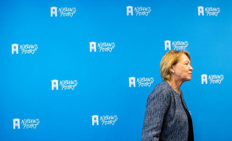 Oud-minister Winnie Sorgdrager gaat onderzoek doen naar de Nederlandse luchtaanval op de Iraakse stad Hawija Beeld Hollandse Hoogte /  ANP