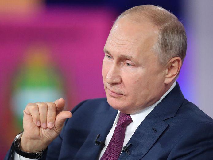 Il presidente Putin ha detto in TV