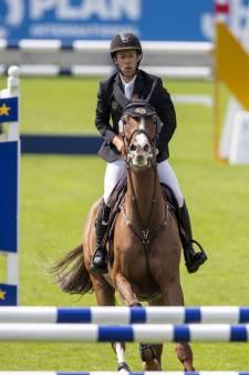 Springruiter Van der Vleuten geselecteerd voor finale Nations Cup