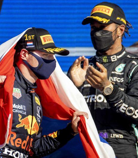 Zinderend duel met Max Verstappen: zet Lewis Hamilton onder druk en hij blijkt menselijk