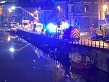 Wagen belandt in het water in Gent: vier inzittenden overleden