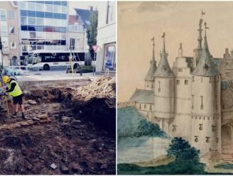 """Archeologen zoeken naar resten van middeleeuwse stadspoort aan Dampoort: """"Kans dat we ze vinden is eerder klein"""""""