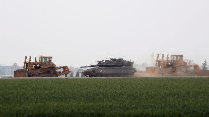 Israël bombardeert Gazastrook na explosie tegen Israëlische soldaten
