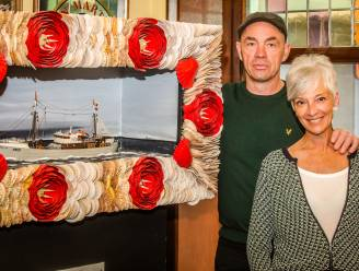Koppel brengt hartverscheurend zeemansverhaal naar het publiek met een eigen audiotour door Oostende