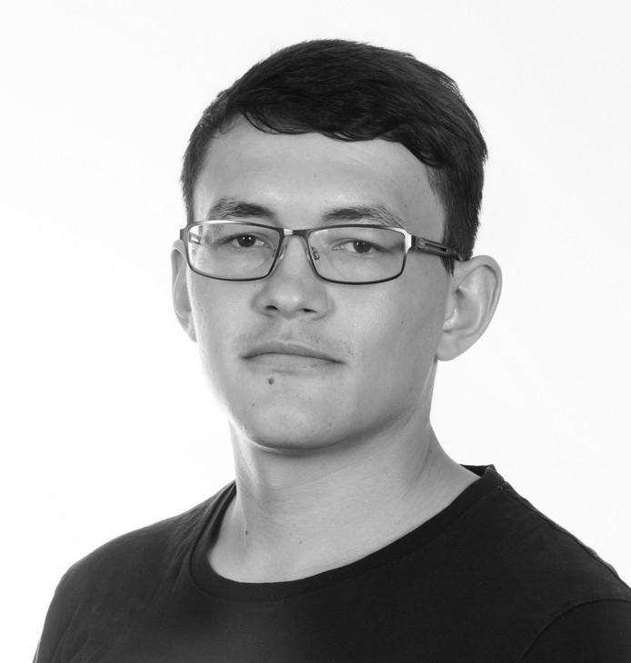 De vermoorde onderzoeksjournalist Ján Kuciak