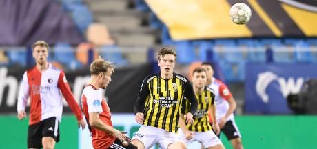 Stormachtige ontwikkeling bij Vitesse: Daan Huisman tekent alweer nieuw contract