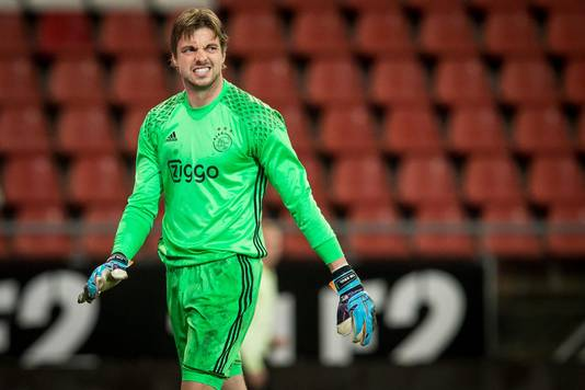 Ajax-keeper Tim Krul.