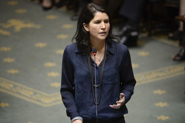 N-VA-Kamerlid Valerie Van Peel.