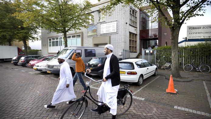 De As-Soennah moskee in Den Haag.