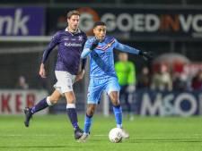 Hattrick Ndayishimiye bezorgt Willem II winst bij Quick