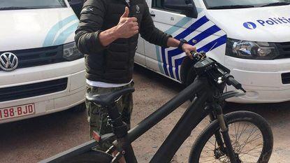 Na twee maanden herenigd met fiets van 6.000 euro