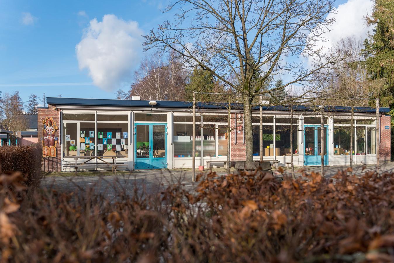 De Sint Servatius-basisschool in Borkel en Schaft.