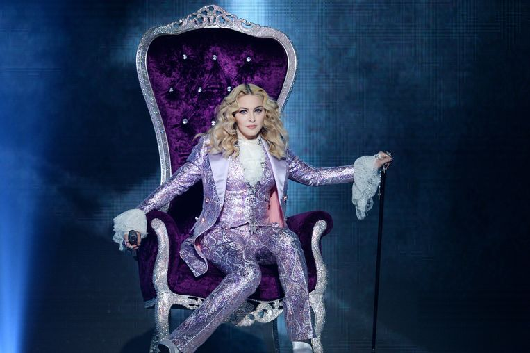 Madonna. Beeld Getty Images