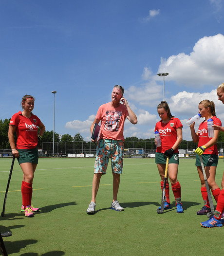 Hockeysters Civicum debuteren met gelijkspel in de eerste klasse