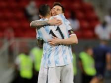 L'Argentine en quarts de la Copa America, un record pour Messi